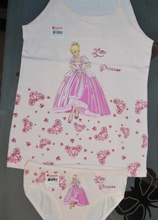 Комплект 8-9 лет донелла donella принцесса золушка
