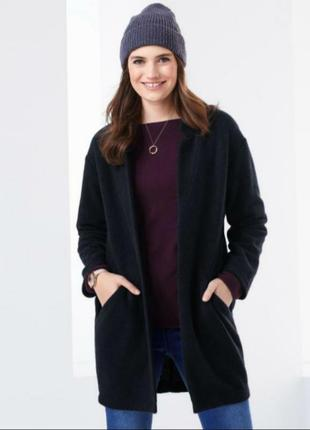 Tchibo пальто трикотажное кардиган жакет  l 44/46 размер