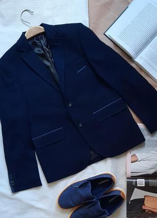 Пиджак школьный на мальчика (30р)