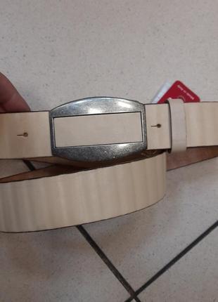 Sale итальянский кожаный ремень gp&max уценка