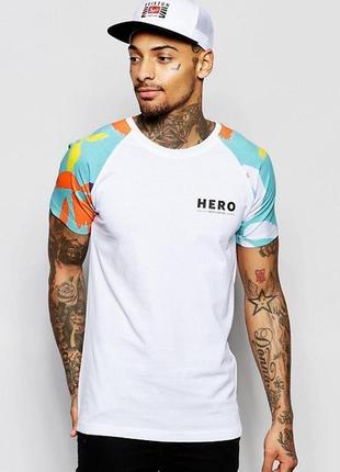 Чоловіча футболка heros heroine (21993)
