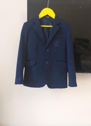Пиджак 6-7 рочків