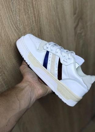 Кроссовки женские adidas, белые (адидас, адидасы, кросівки, nike, puma, new balance)