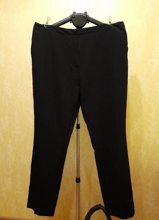 Зауженные классические брюки 18 размер