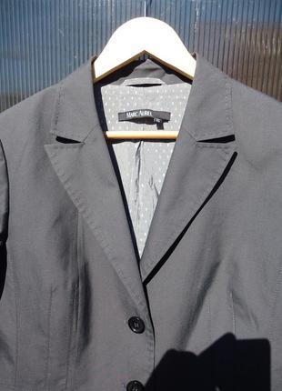 Удлиненный пиджак фирмы marc aurel (германия), р-р m
