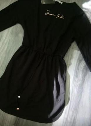 Платье на прохладное лето