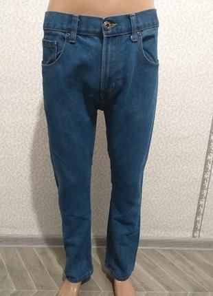 Мужские, джинсы, классика.(2667)