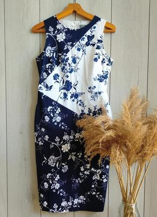 Фирменное элегантное базовое платье oasis