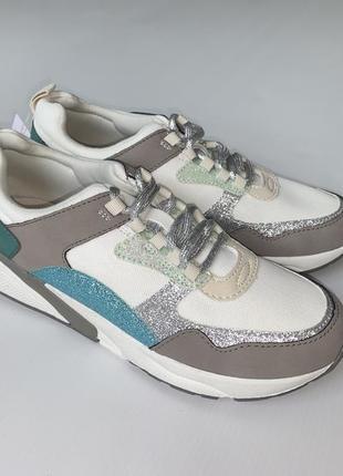Кроссовки freshfeet ™ glitter от marks & spencer