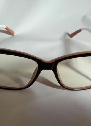 Компьютерные очки защитные по хорошей цене! качественные!