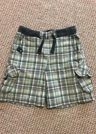 Классные шорты на мальчика 9-11 лет