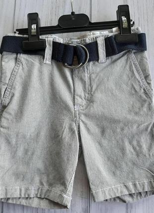 Стильные шорты на мальчика h&m