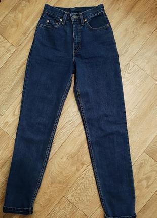 Винтажные джинсы mom,   момы  от levi's