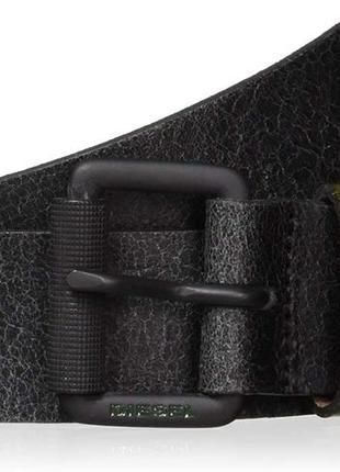 Мужской кожаный ремень diesel (b-clin), оригинал