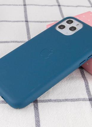 Чехол silicone case full protective (a),  (синий / cobalt)