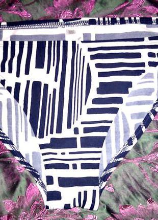 Плавки от купальника marks&spencer р. s/m
