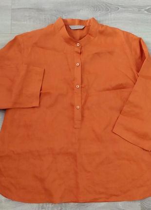 Лляна сорочка wrap