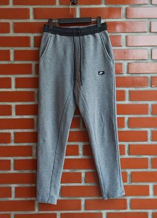 Nike 805168-091 серые штаны размер s