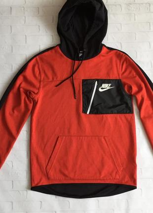 Кофта nike advance tech fleece худи оригинал