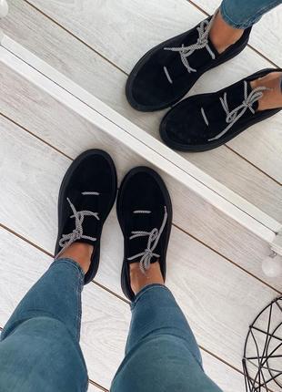 Женские кроссовки/чёрные кроссовки/женская обувь/жiноче взуття
