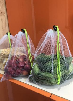 Торба торбинка шопер сумка мешок для овощей экомешок