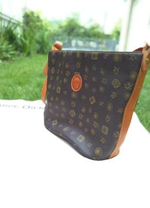 Кожаная сумка kenzia