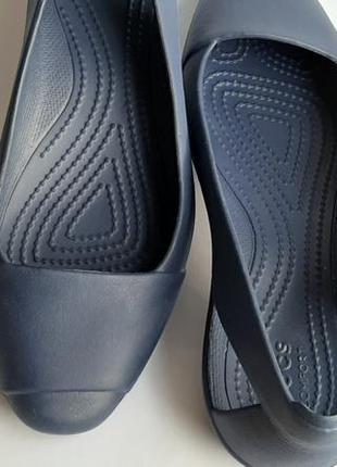 Балетки crocs 38 розмір(24,5)