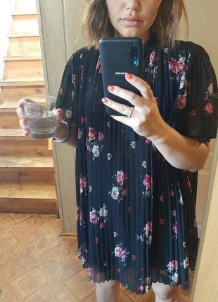 Платье комбинезон zara