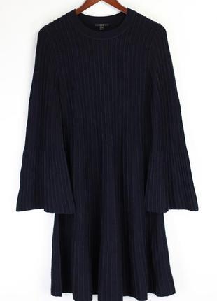 Фирменное шерстяное платье в стиле zara mango