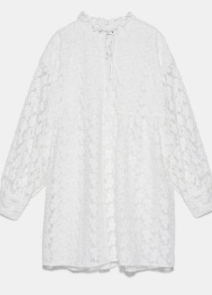Платье zara из новой коллекции