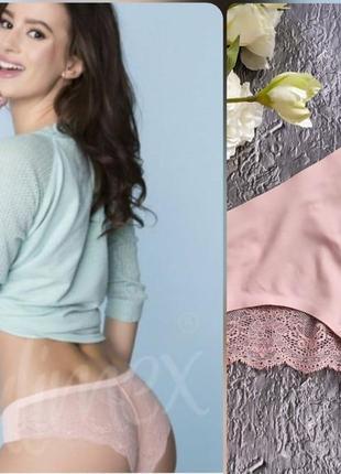 L новые lingerie julimex кружевные бесшовные трусики трусы