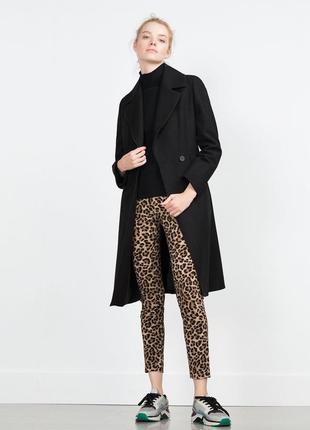 Sale -50%! модные брюки в леопардовый принт esmara