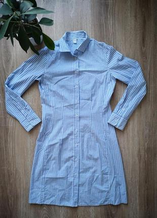 Легке, літнє плаття-сорочка
