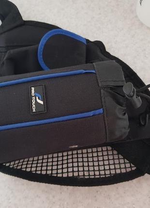 Спортивная сумка с бутылкой (код 9)