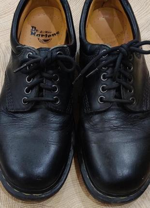 Туфли dr.martens мужские