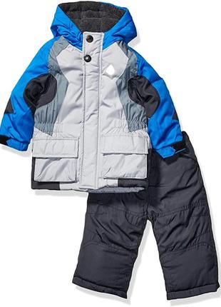 Комплект : теплая куртка + штаны