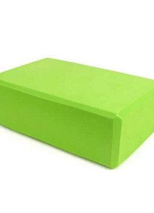 Блок для йоги ms 0858 еva