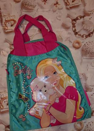Детская сумка barbie