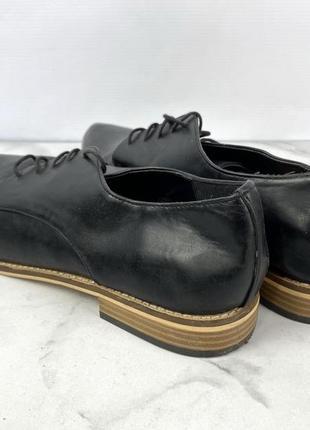 Туфли стильные forever 21, черные3 фото