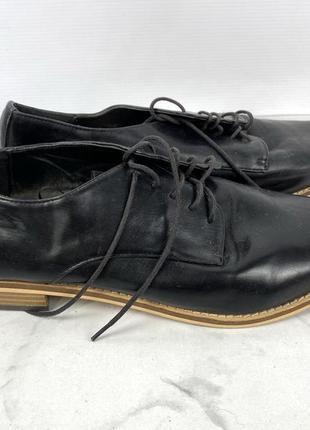 Туфли стильные forever 21, черные4 фото