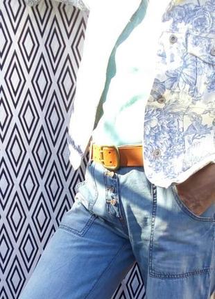 Трендовые летние джинсы