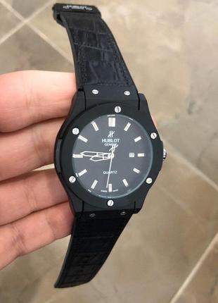 Мужские часы | классические часы hublot big bang shine