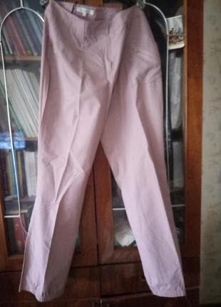 Jacqueline riu. шикарные штормовые брюки из плащевки