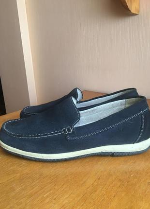 Туфли imac натуральная кожа  45 (30 см)