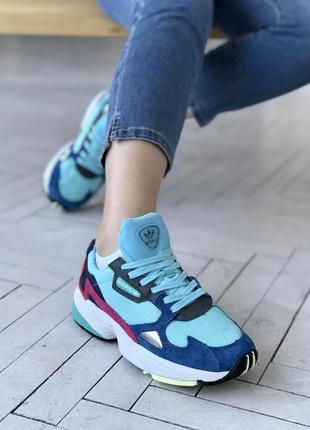 Кроссовки женские 💥 adidas falcone топ качество 💥 кроссовки адидас