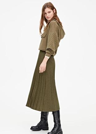 Трендова юбка пліссе pull&bear!!!