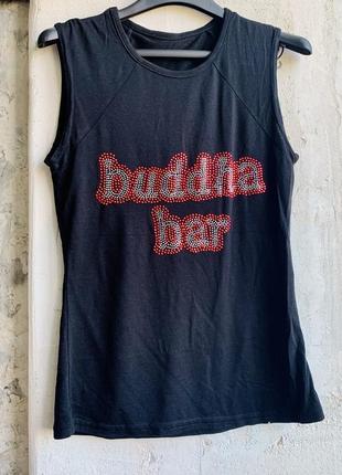 Майка из культового кафе buddha bar