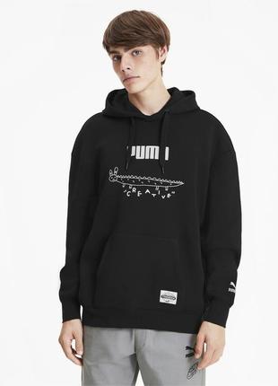 Толстовка puma x tyakasha hoodie