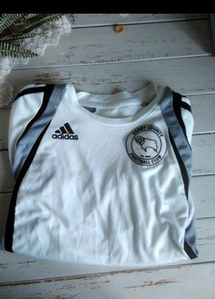 Футболка adidas футбольного клубу derby county climacool