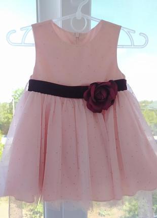 Нарядное платье на принцессу